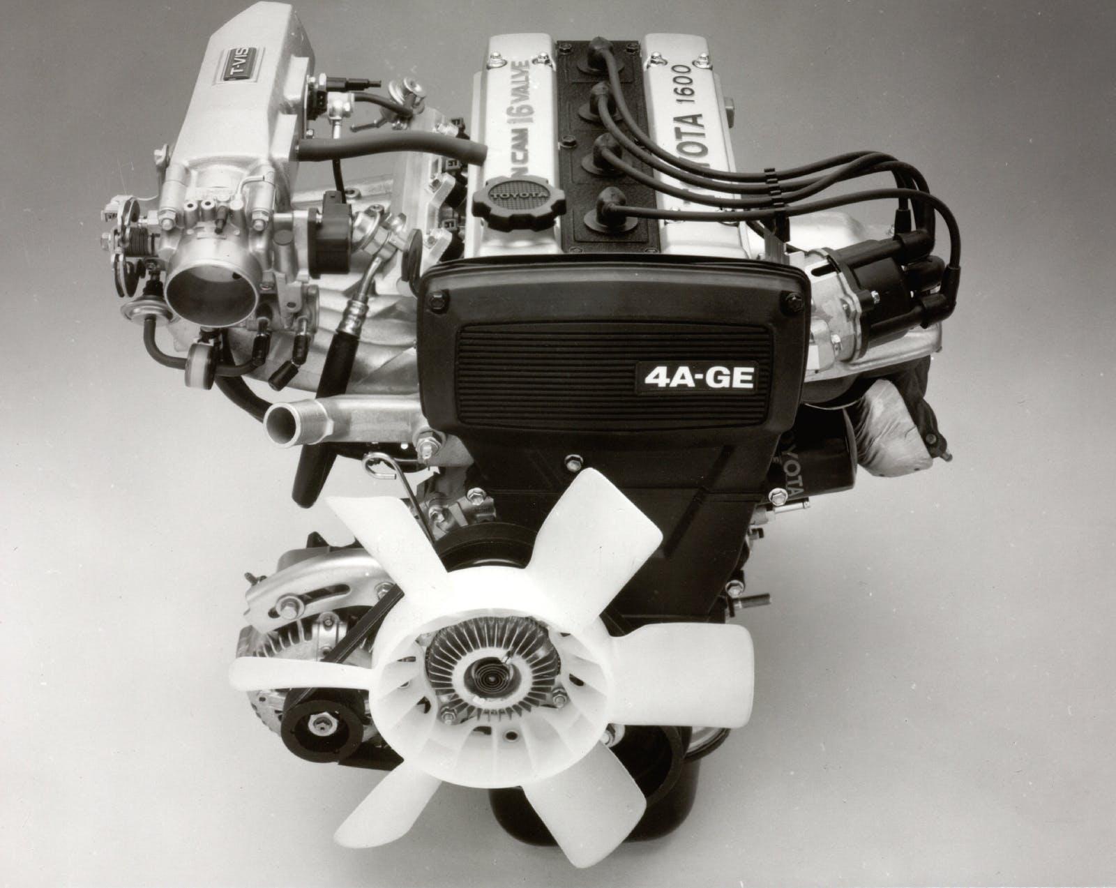 Toyota JDM engines rock hard