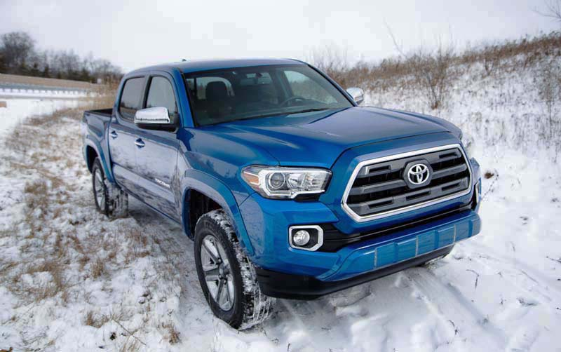 Great little trucks like the Toyota Tacoma are versatile