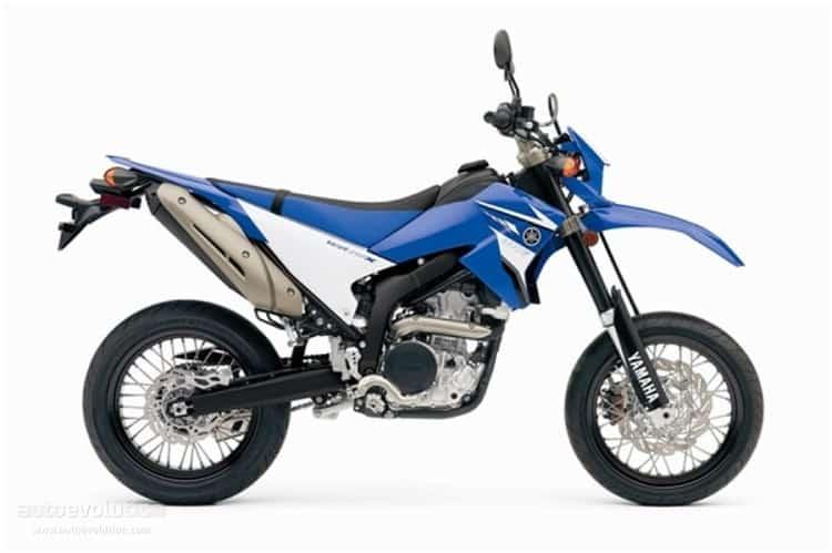 Yamaha WR250X - Best Supermoto Bikes