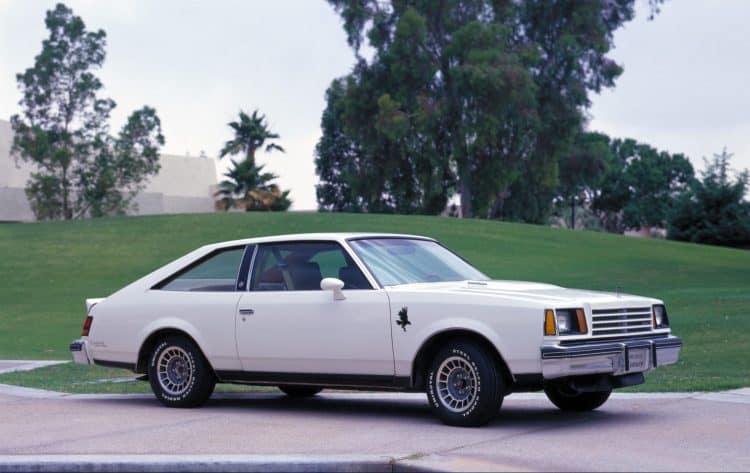 1979-1980 Century Turbo Coupe