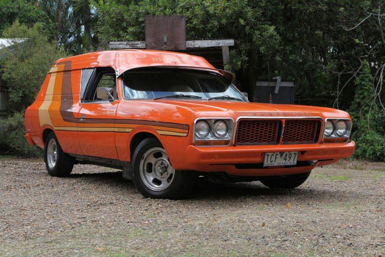 Chrysler Classic - Drifter Panel Van