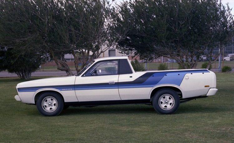 Chrysler Classic - Drifter Utility