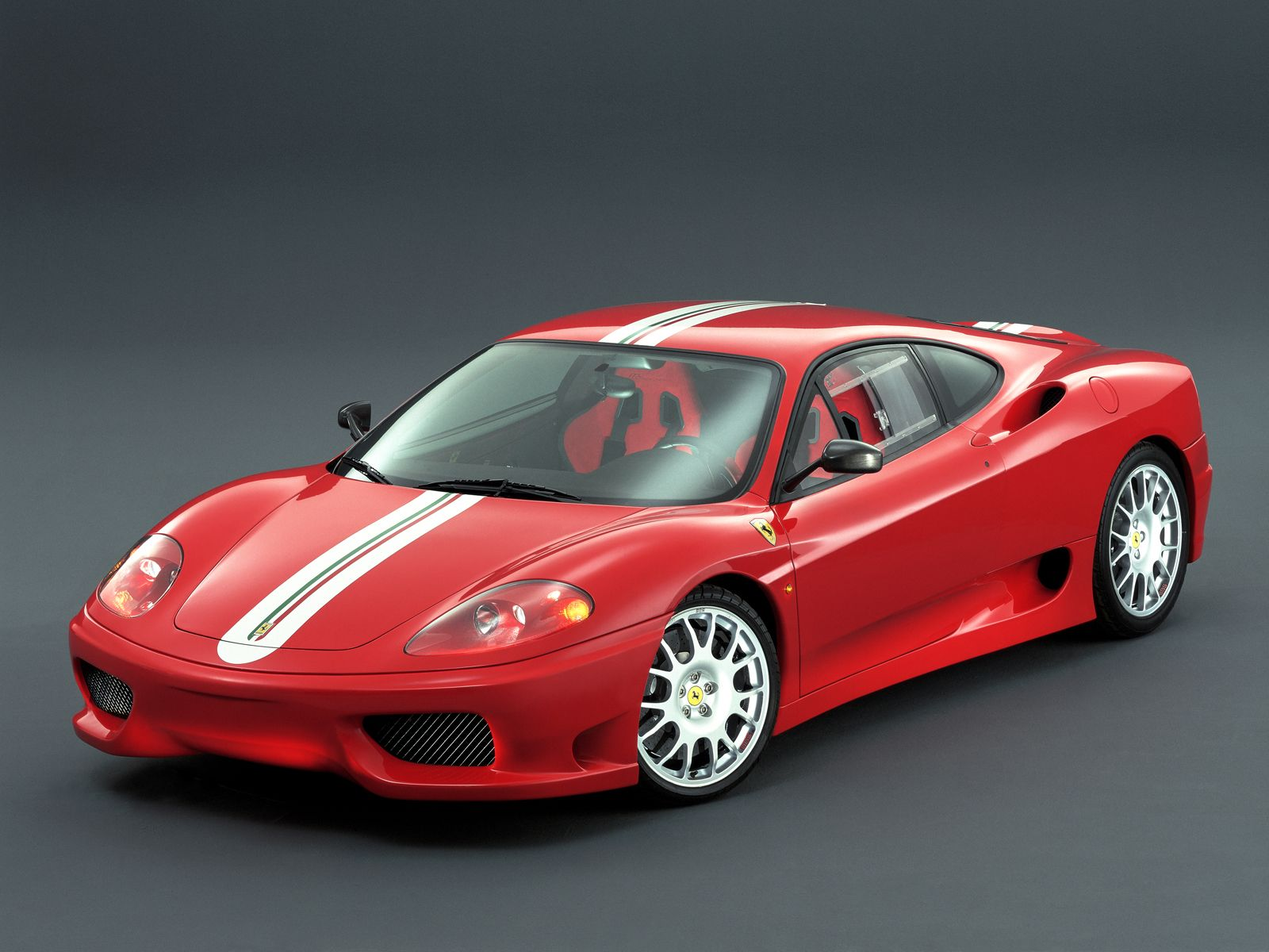 Our list of sexy cars includes the Ferrari 360 Modena