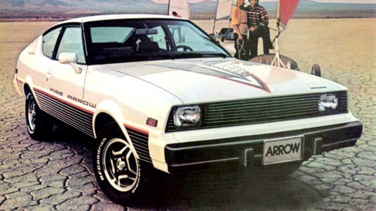 Plymouth Classic Cars - Plymouth Fire Arrow White