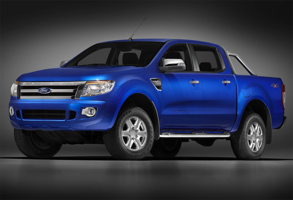 Ford Ranger tops the list of small trucks.