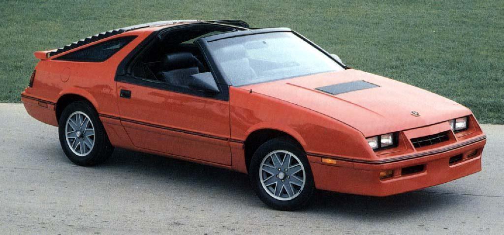 Chrysler Classic - 1984-1986 Laser