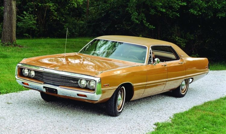 Chrysler Classic - 1970 Newport Cordoba