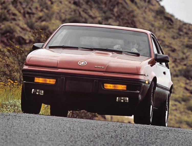 1984-1987 Skyhawk T-Type