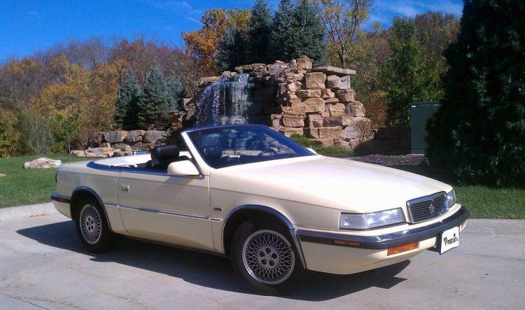 Chrysler Classic - 1989-1991 TC by Maserati