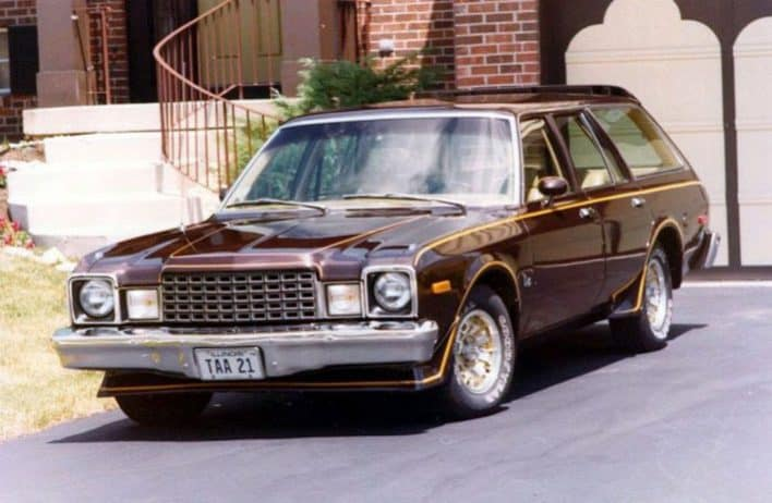 Plymouth Classic Cars - Volare Sport Wagon