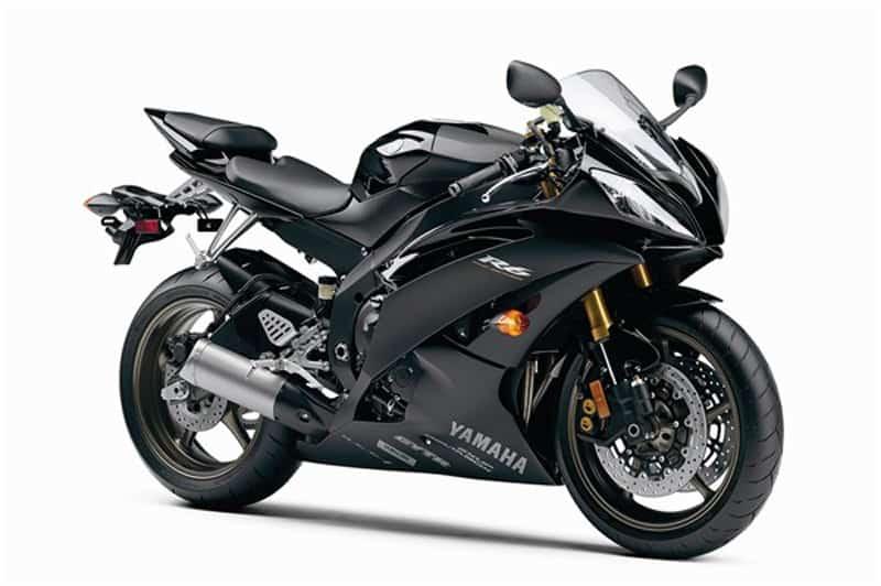 01. Yamaha R6 - Best 600cc Motorcycle