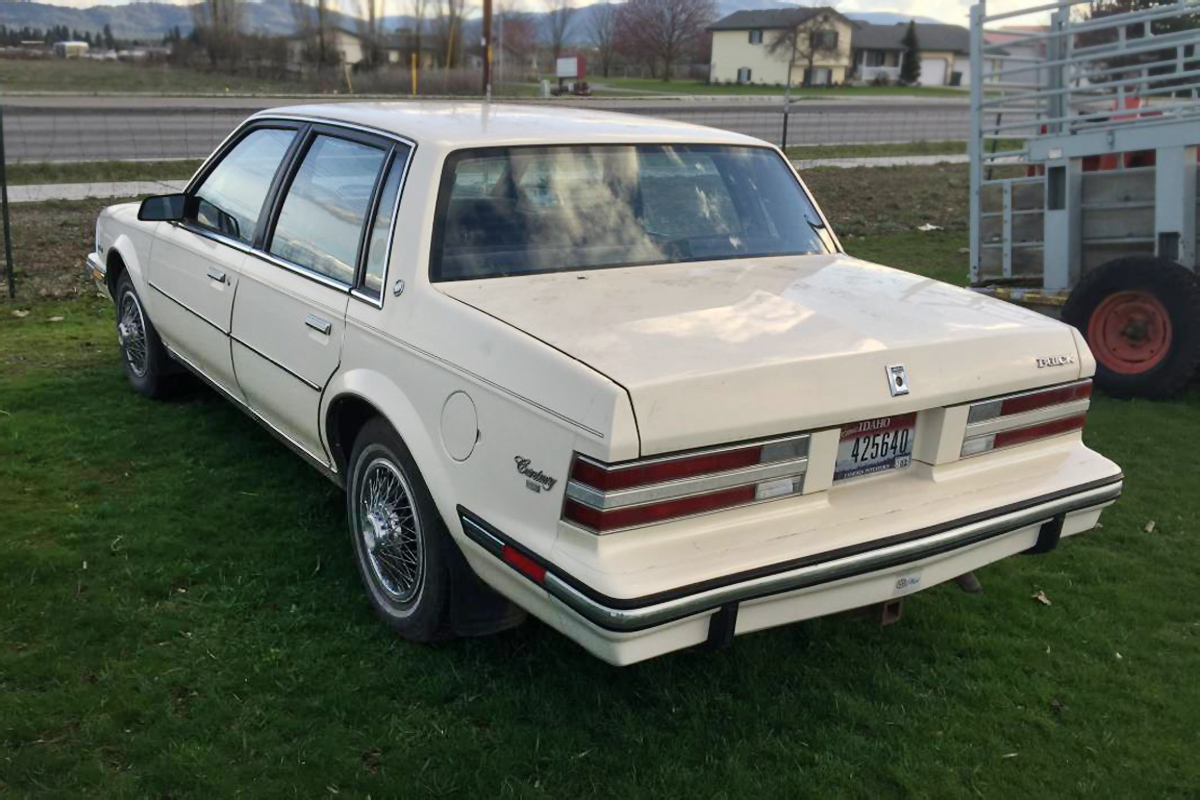 Buick Century (1982-1985)