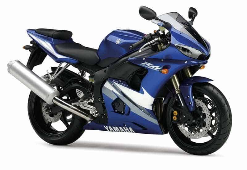 07. Yamaha R6 - Best 600cc Motorcycle