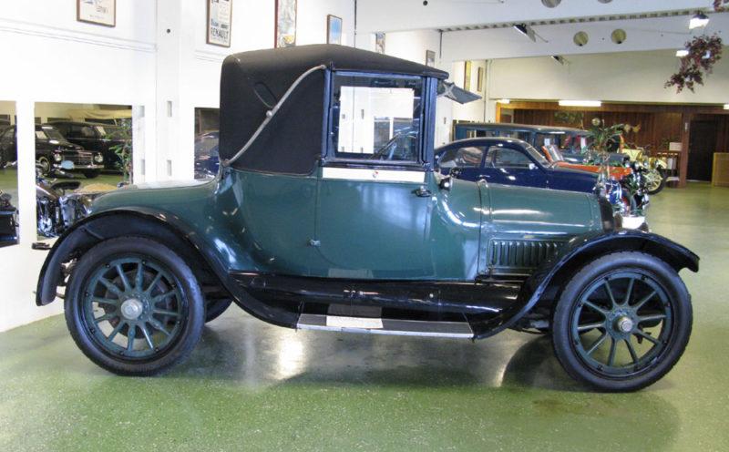 The 1916 Cadillac Type 53 Victoria