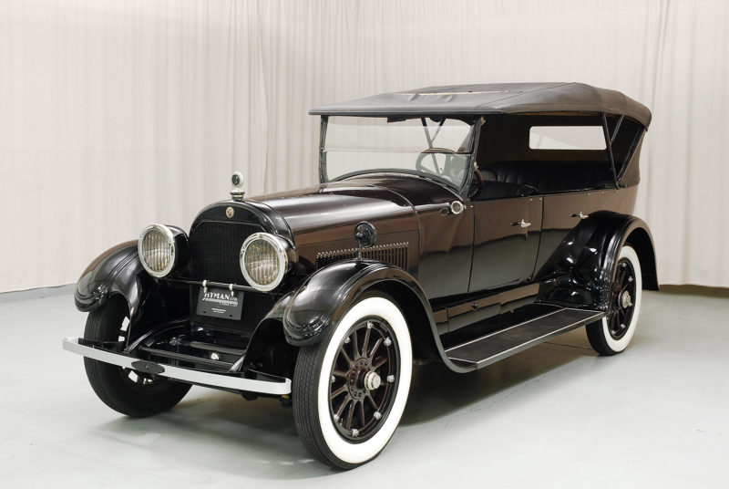 The 1924 Cadillac Type V-63 Touring