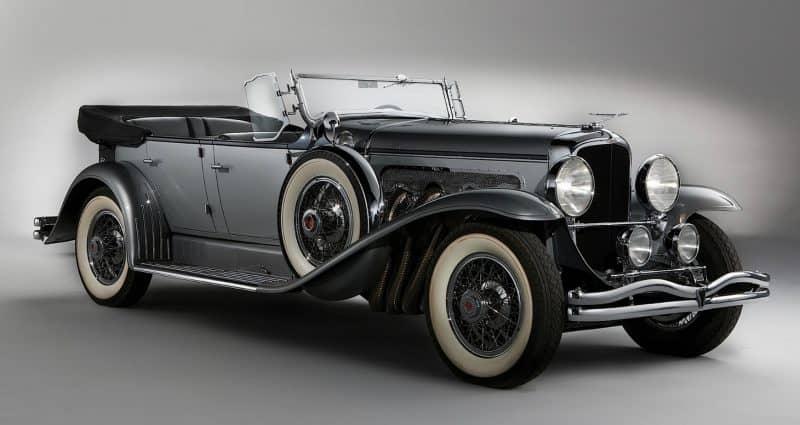1928 – 1937 Duesenberg Model J