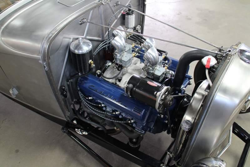 1932 Ford tudor Sedan Engine