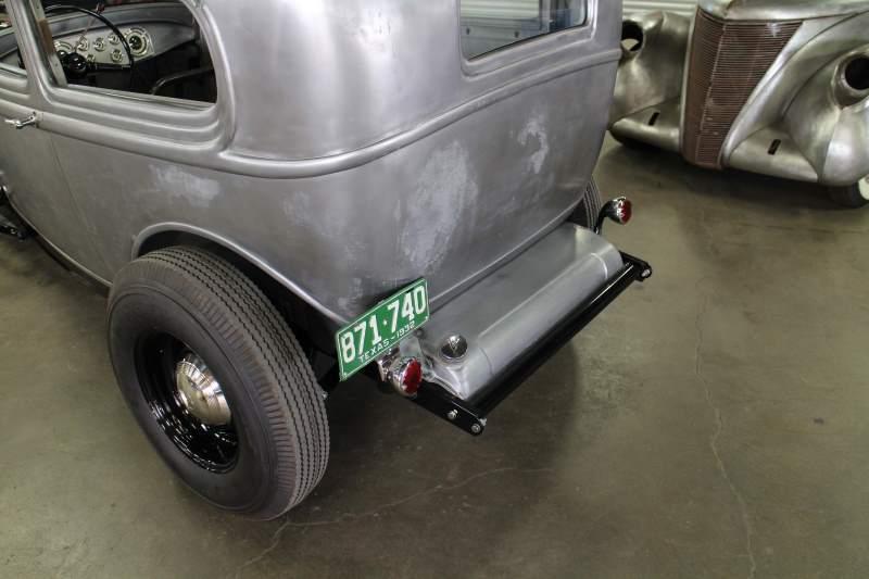1932 Ford tudor Sedan Rear Quarter