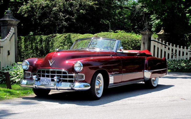 The 1948 Cadillac Series 62