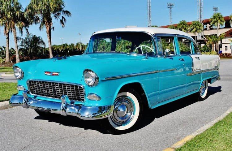 1949 – 1975 Chevrolet Bel Air