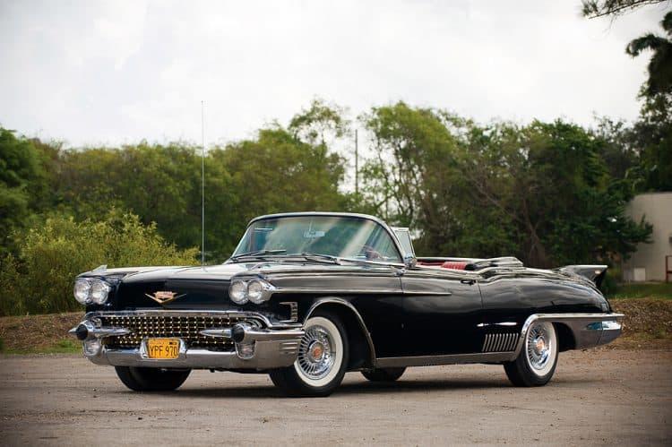 1952 – 2002 Cadillac Eldorado