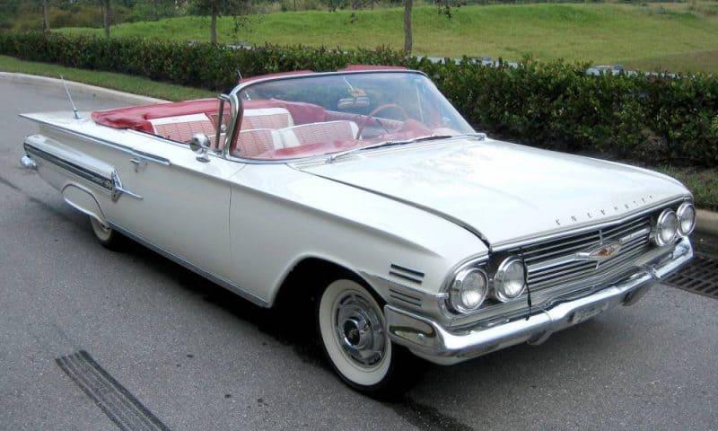 1957 – Present Chevrolet Impala