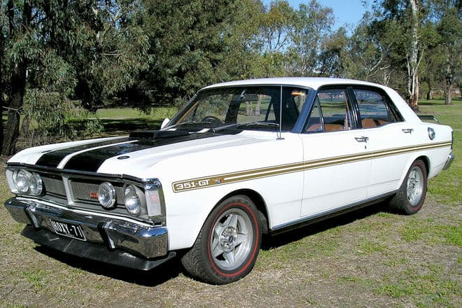 1971 Ford XY Falcon GT-HO Phase III