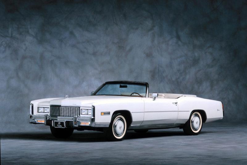 The 1976 Cadillac Eldorado