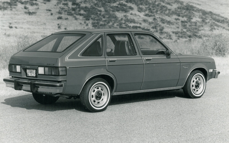 Chevy Chevette (1981-1986)