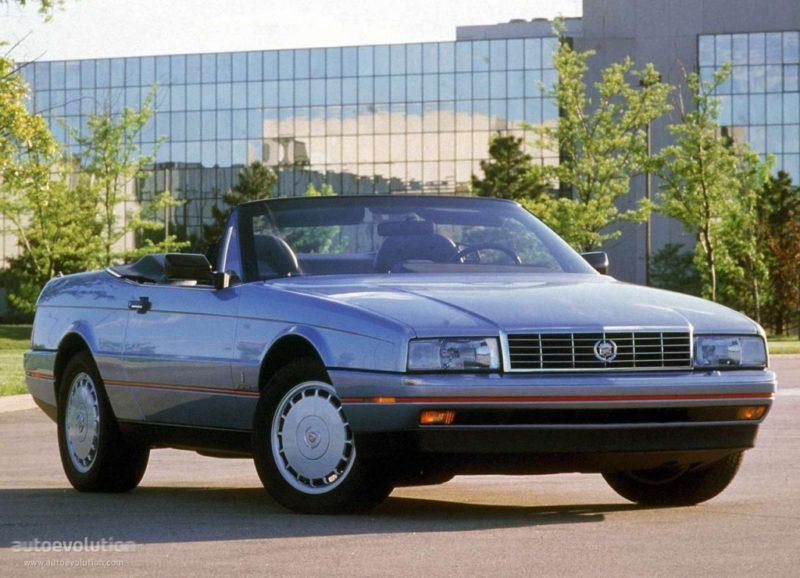 The 1987 Cadillac Allante
