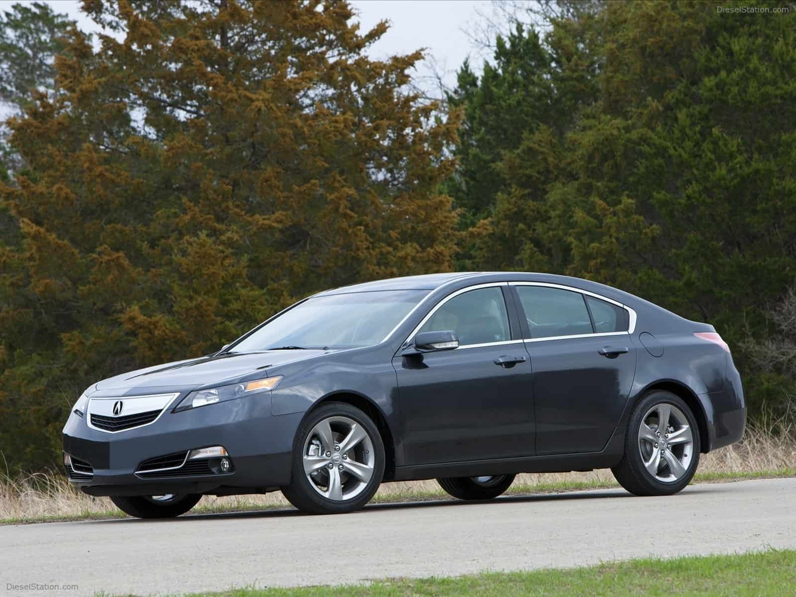 Our list of cheap luxury cars includes the 2012 Acura TL