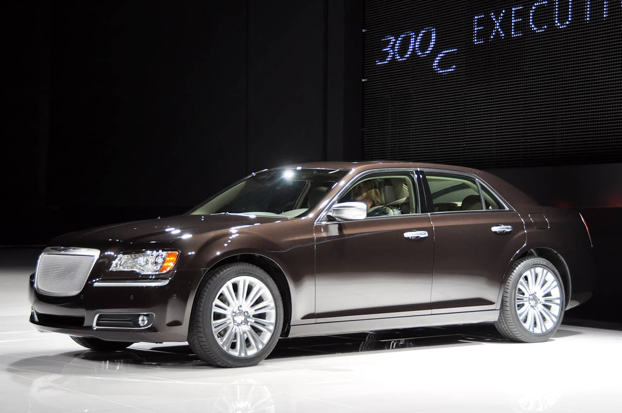 Our list of cheap luxury cars includes the Chrysler 300C