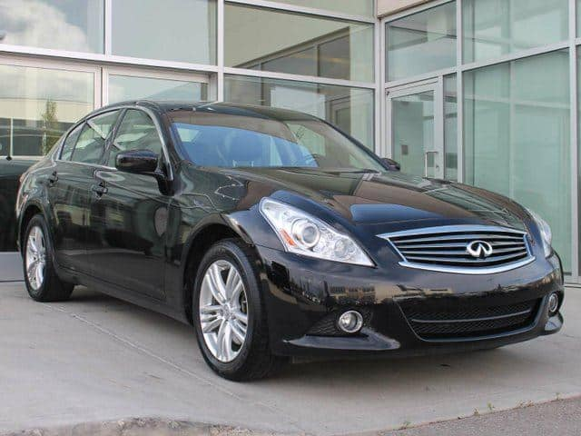 Our list of cheap luxury cars includes the 2012 Infiniti G37x