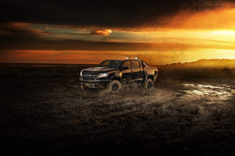 2018 Chevrolet Colorado ZR2 Midnight Edition