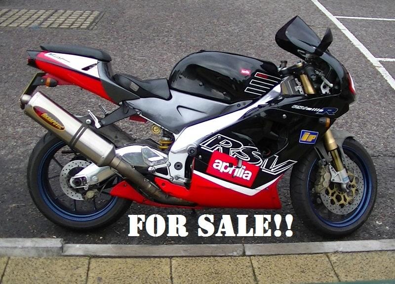 Aprilia RSV4 For Sale