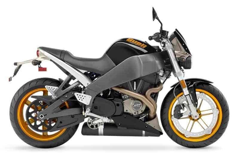 Buell XB12S Lightning (2003 – 2009)