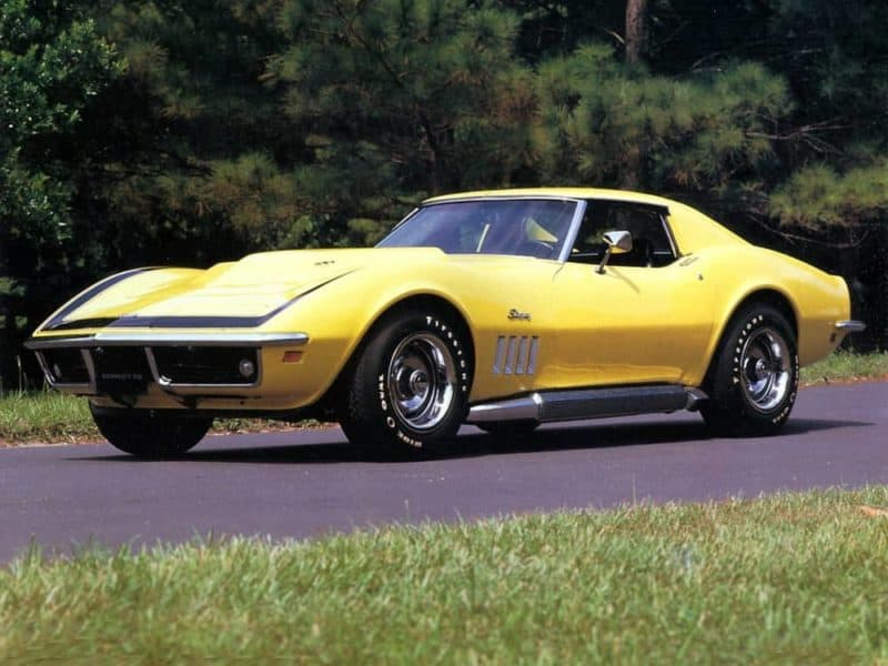 Chevrolet Corvette ZL-1