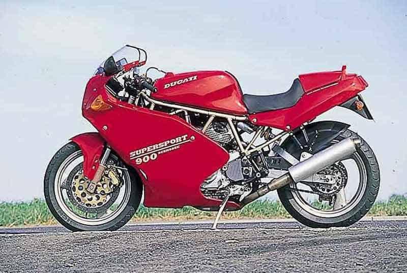 Ducati 900SS (1990 – 2002)