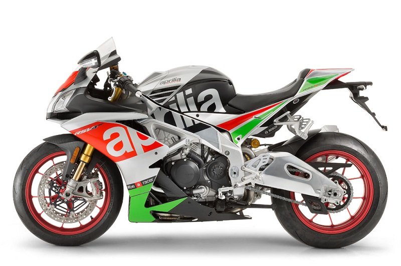 Fastest Motorcycle In The World - Aprilia RSV4 RF
