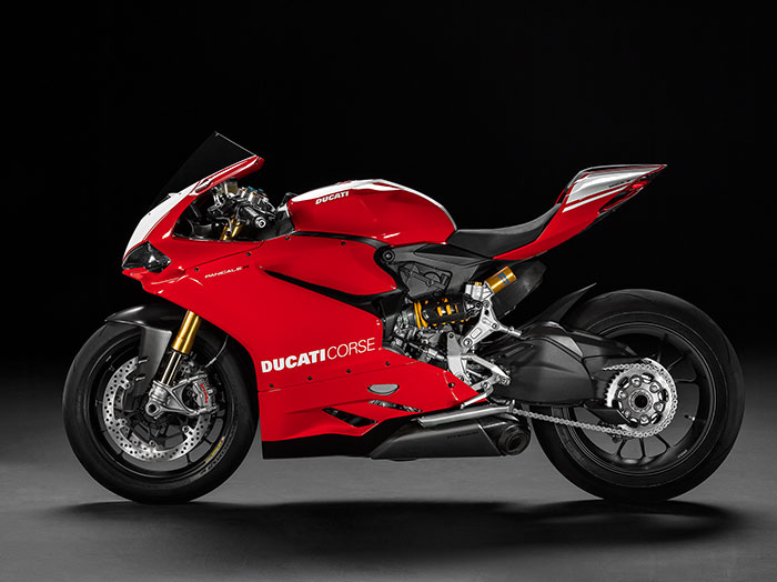 Fastest Motorcycle In The World - Ducati Panigale 1199 R