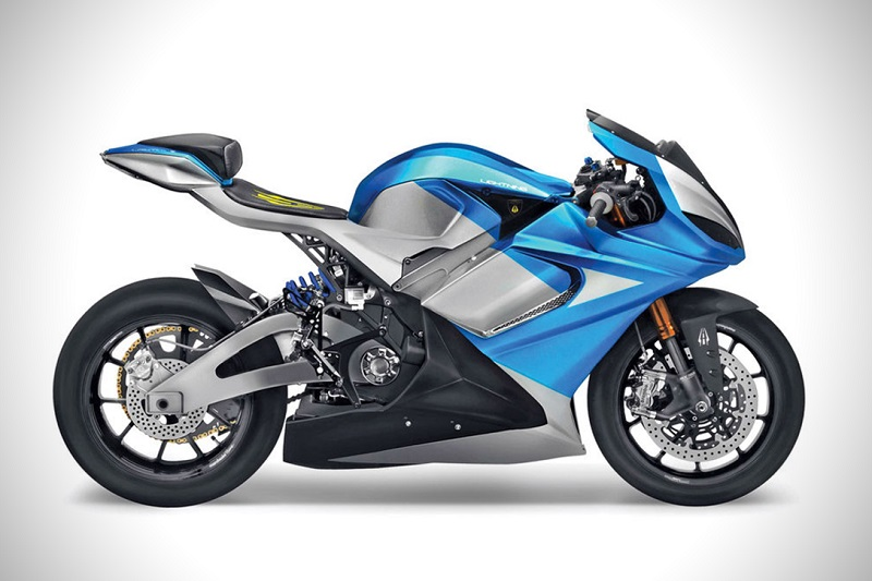 Fastest Motorcycle In The World - Lightning LS-218