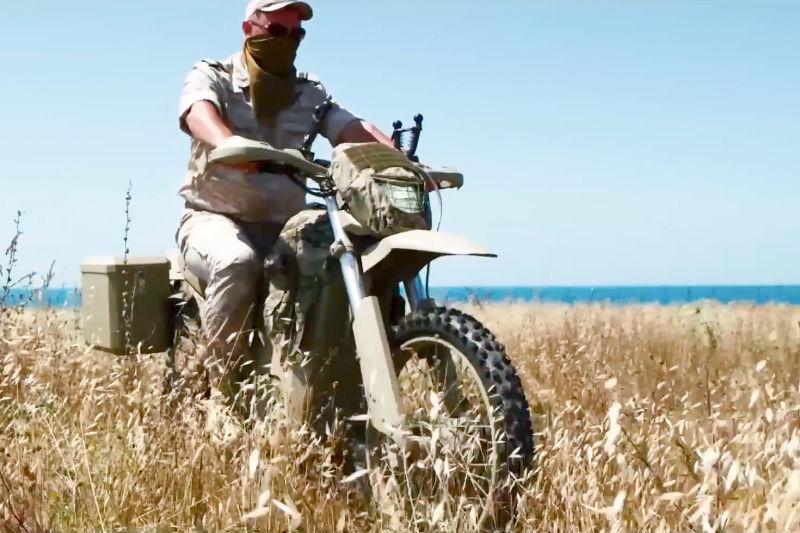 Kalashnikov Motorcycle 4