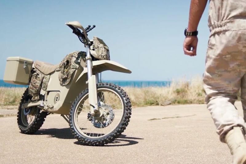 Kalashnikov Motorcycle 2