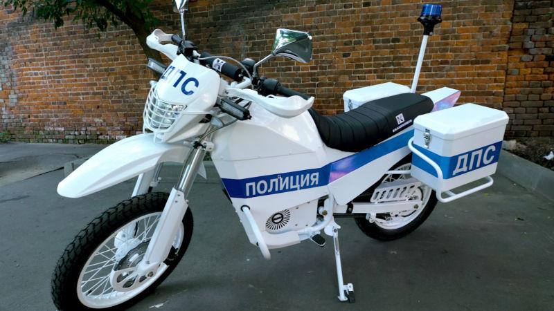 Kalashnikov Motorcycle 1