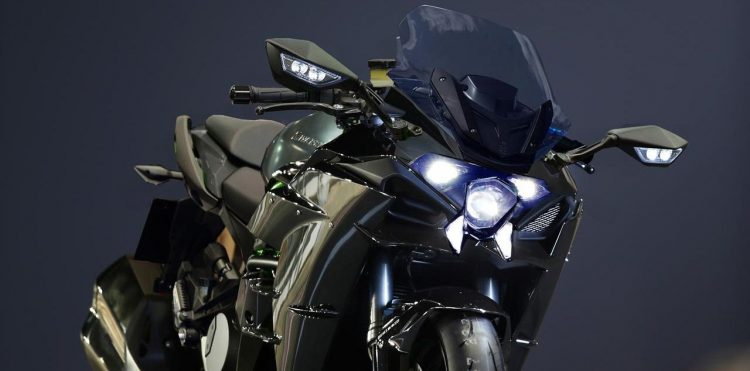 Kawasaki Ninja H2 GT Concours Rumor 3