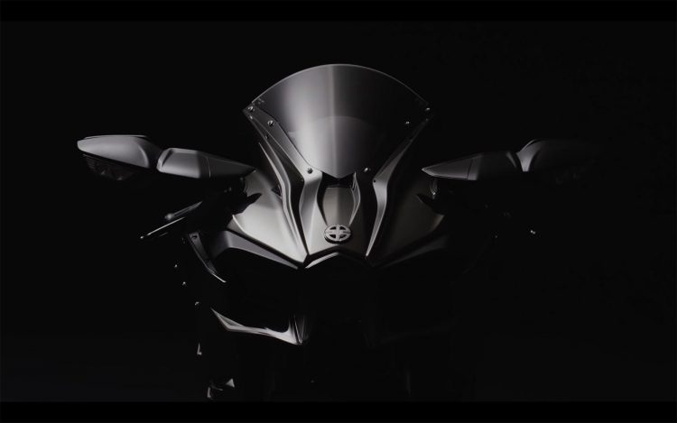 Kawasaki Ninja H2 GT Concours Rumor 1