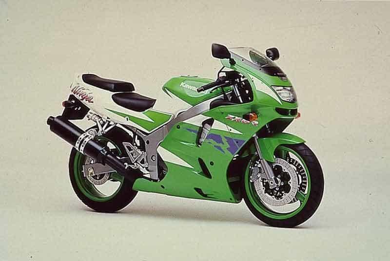 Kawasaki ZX-6R (1995 – 1997