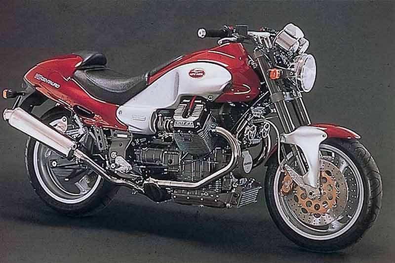 Moto-Guzzi Centauro (1996 – 2000)