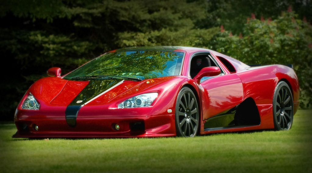 Our list of exotic cars includes the SSC Ultimate Aero