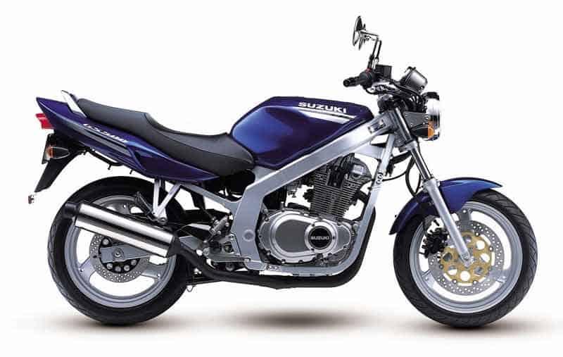 The Suzuki GS500E (1989 – 2008)